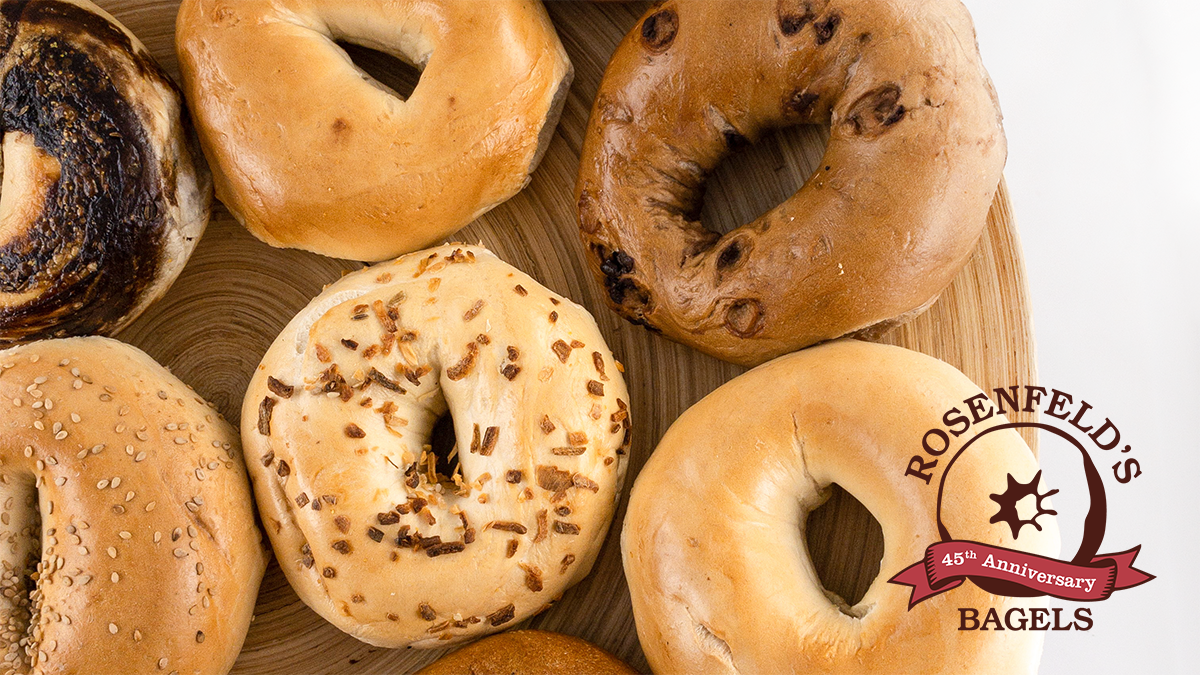 National Bagel Day February 9th